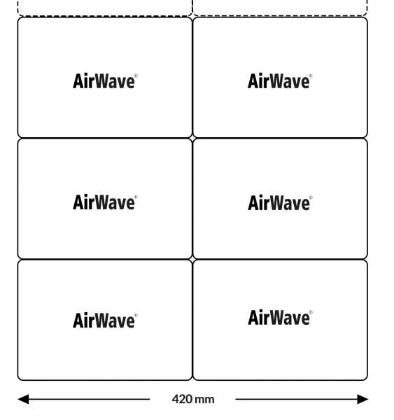 AirWave Super ECO Typ 8.1 Matte