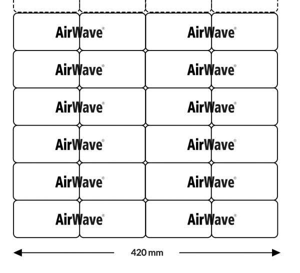AirWave ESD HP Typ 8.3 Matte
