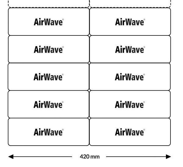 AirWave ECO Typ 8.2 Matte