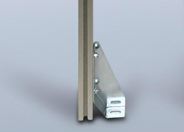 Fundamentschuh (2 Stück) für Überkopfbehälter SMALL