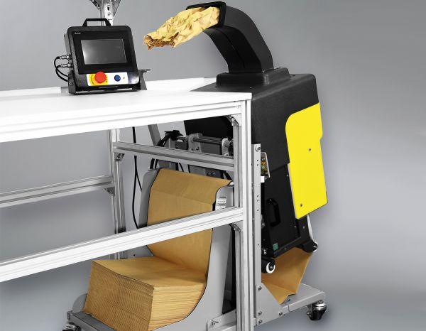 PaperWave2 Tischbefestigung